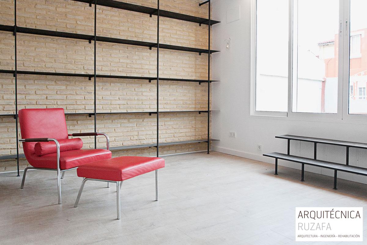 Proyecto reforma apartamento Valencia