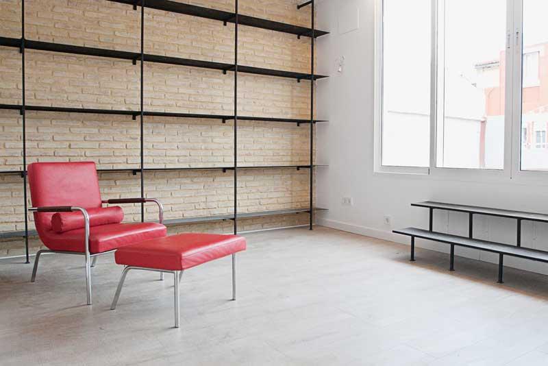 Reforma apartamento Ruzafa