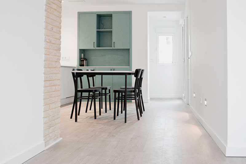 Diseño apartamento Ruzafa