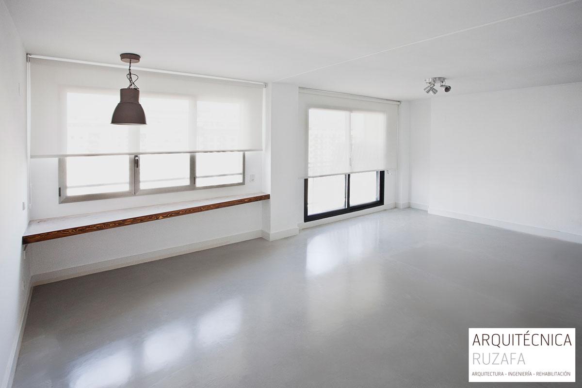 Proyecto reforma vivienda Valencia