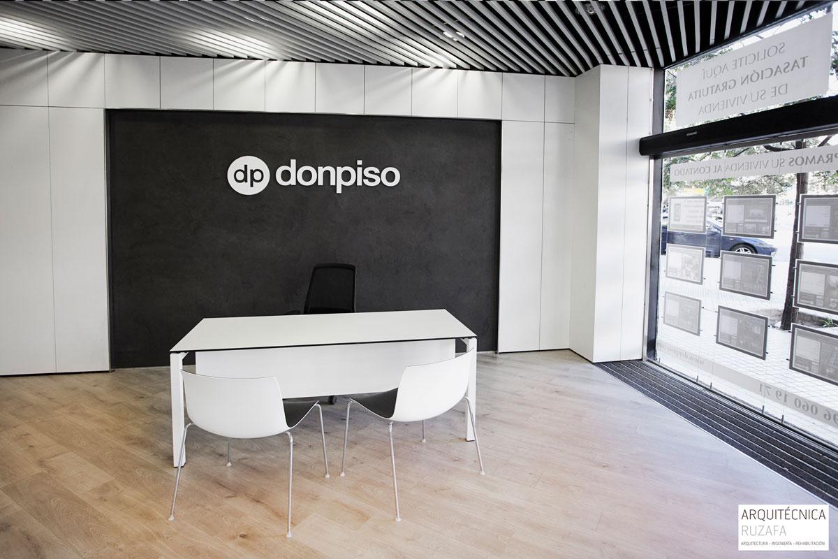 Proyecto comunicacion ambiental valencia donpiso for Oficinas don piso barcelona